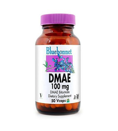 Bluebonnet DMAE 100 mg 50 vegicaps