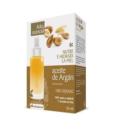 Arkoesencial Aceite de argán 30 ml