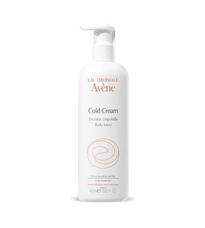 Avène Cold cream loción corporal 400 ml