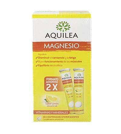 Magnesio Aquilea 28 comprimidos efervescentes