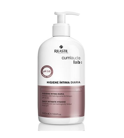 Cumlaude higiene íntima diaria gel 500 ml
