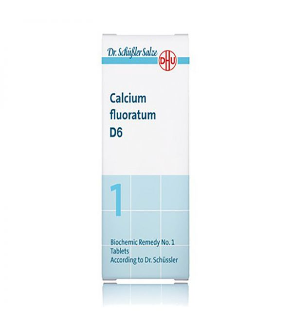 DHU Sal Schussler 1 Calcium fluoratum D6 comprimidos