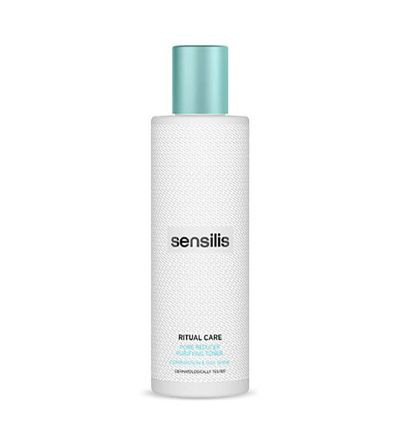 Sensilis Ritual Care loción purificante reductora poros 200 ml