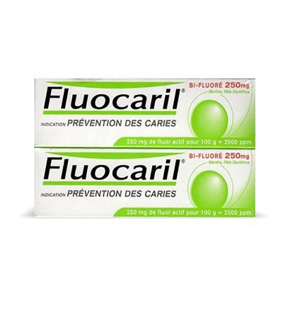 Fluocaril bi-fluore 250 75 ml Duplo