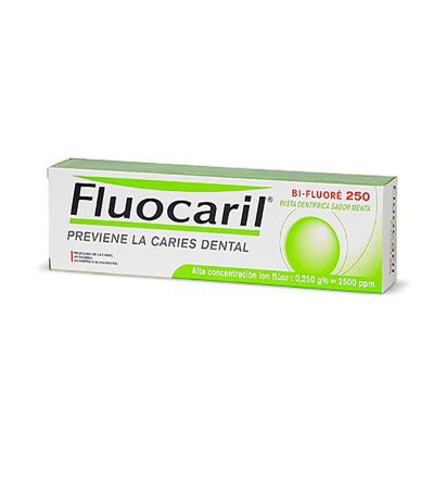 Fluocaril bi-fluore 250 pasta 125 ml