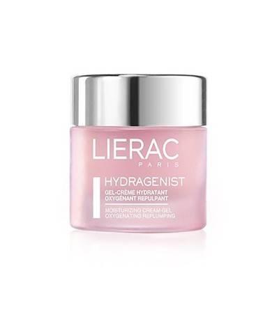 Lierac Hydragenist gel crema hidratante oxigenante rellenador 50 ml