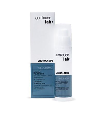 CUMLAUDE LAB: CRONOLAUDE GEL- CREMA PIEL NORMAL 30 ML