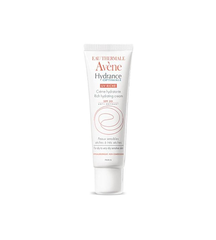 Avène Hydrance enriquecida UV spf 20 40 ml