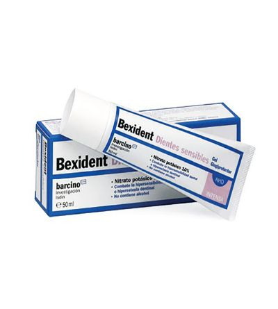 Bexident dientes sensibles 75 ml