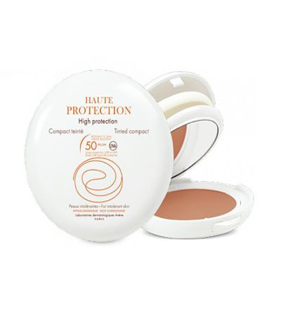 AVENE COMPACTO COLOREADO DORADO SPF50 10G