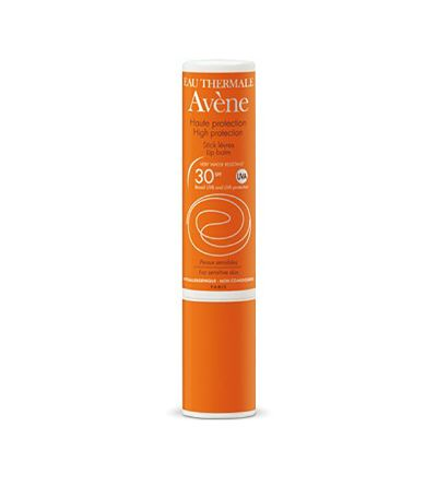 Avène stick labial 30+ protector solar 3 g