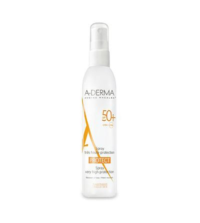 A-DERMA PROTECT SPRAY SOLAR SPF 50+ DUCRAY 200 ML
