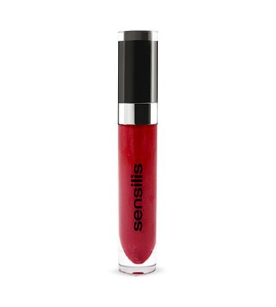 SENSILIS SHIMMER LIPS LIP GLOSS 6 ML BORDEAUX 09