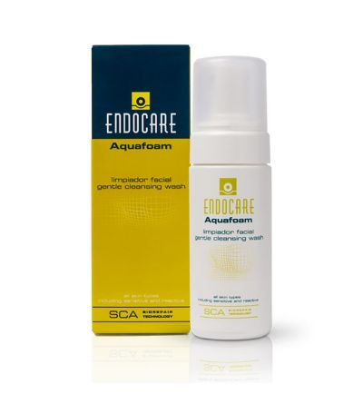 ENDOCARE AQUAFOAM LIMPIADOR FACIAL 125 ML