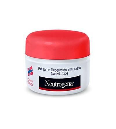 Neutrogena bálsamo labios y nariz
