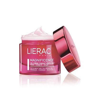 Lierac Magnificence gel crema día y noche 50 ml