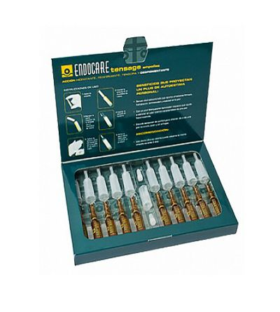 ENDOCARE TENSAGE AMPOLLAS 10 AMP 2 ML