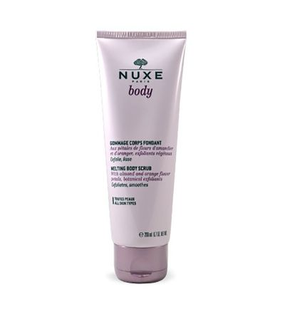 Nuxe Body Exfoliante corporal fundente 200 ml