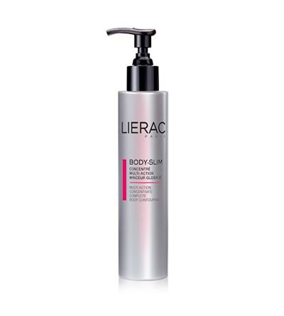 Lierac Body Slim concentrado anticelulítico triple acción 200 ml