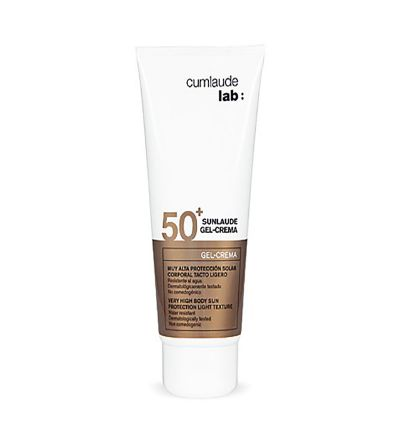 SUNLAUDE SPF50+ GEL CREMA 200ML