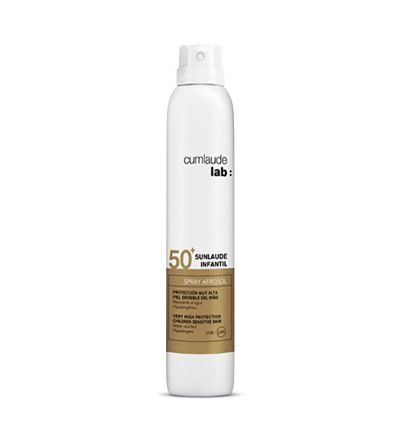 Cumlaude Sunlaude infantil spray SPF 50+ 200 ml