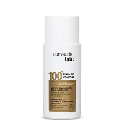 SUNLAUDE SPF 100+ CONFORT ULTRA 50 ML