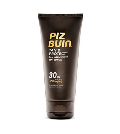 PIZ BUIN TAN & PROTECT FPS - 30 PROTECCION MEDIA 150 ML