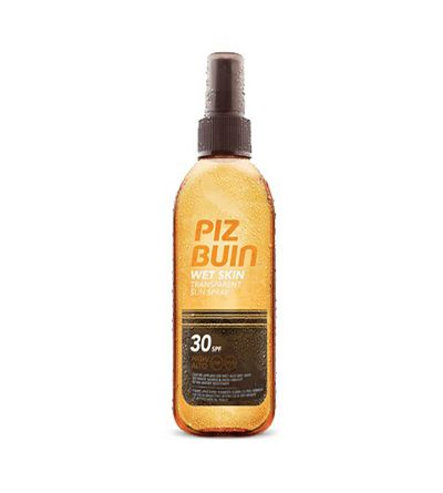 PIZ BUIN WET SKIN FPS - 30 PROTECCION ALTA SPRAY 150 ML