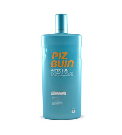 PIZ BUIN AFTER SUN LOCION HIDRATANTE CALMANTE Y 400 ML