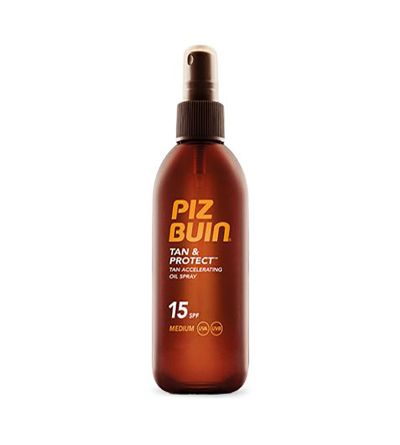 Piz Buin spf 15 aceite spray 150 ml