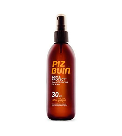 Piz Buin spf 30 aceite spray 150 ml