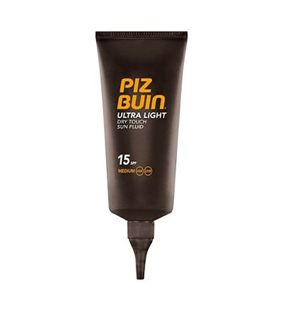 Piz Buin fps 15 ultra light dry touch protección 150 ml