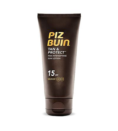 PIZ BUIN TAN & PROTECT FPS - 15 PROTECCION MEDIA 150 ML
