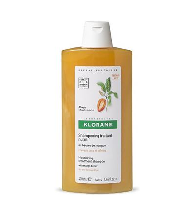 Champú Klorane mango reparador 400 ml