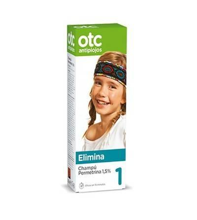 Ferrer OTC Antipiojos champú permetrina 1,5% 125 ml