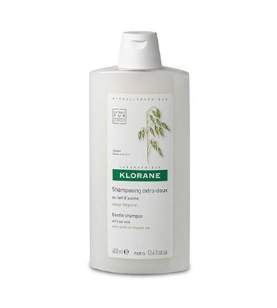 Shampoo Klorane supersoft de aveia 400 ml