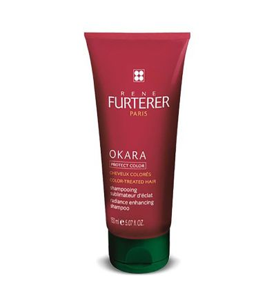 Okara René Furterer champú sublimador del brillo 150 ml