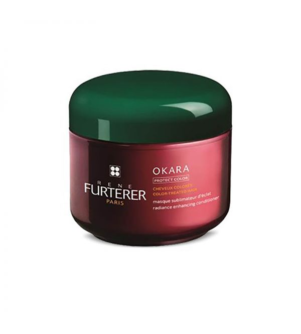 Okara René Furterer mascarilla sublimadora del brillo 200 ml