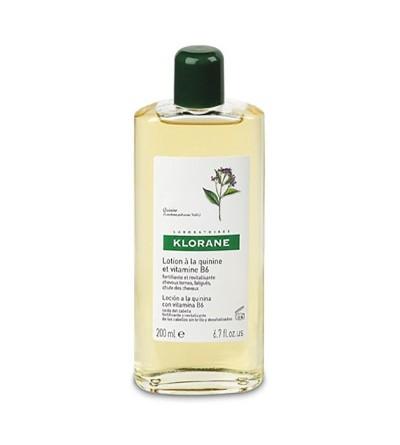 Loción Klorane quinina 200 ml
