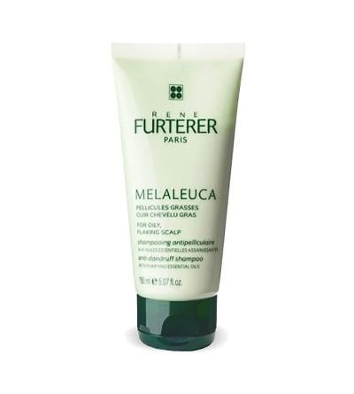 Melaleuca René Furterer champú caspa grasa 150 ml