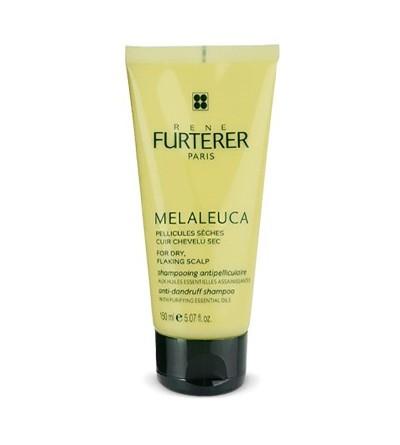 Melaleuca René Furterer champú caspa seca 150 ml