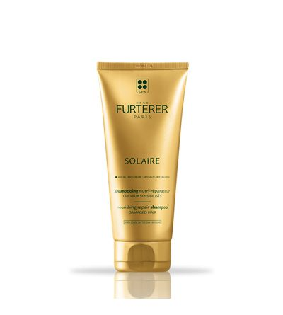 René Furterer Solaire After Sun champú reparador 150 ml