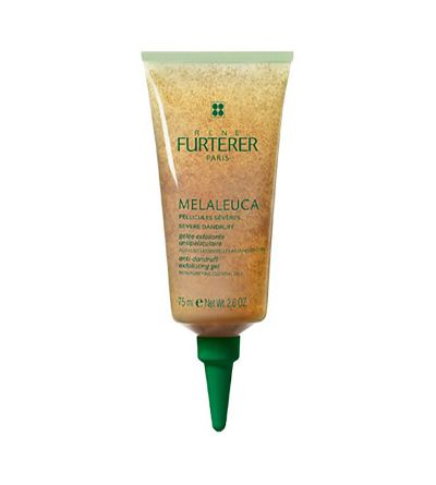 Melaleuca René Furterer gel exfoliante anticaspa 75 ml