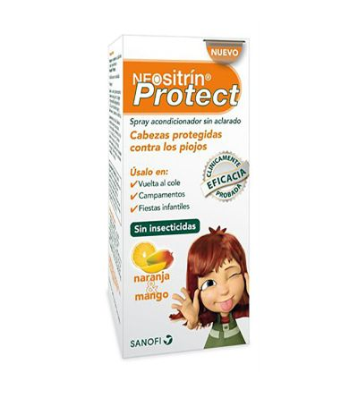 NEOSITRIN PROTECT SPRAY ACONDICIONADOR PROTECCIO 250 ML