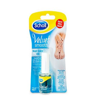 Dr Scholl Velvet Smooth ole para uñas 7.5 ml