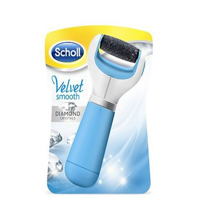 Dr Scholl Velvet Smooth Diamond Crystals Lima electrónica