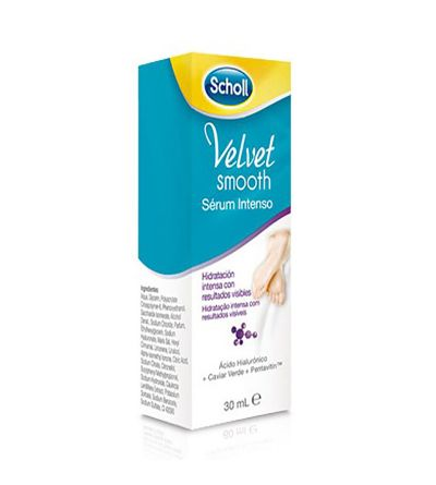 Dr Scholl Velvet Smooth Sérum intenso 30 ml