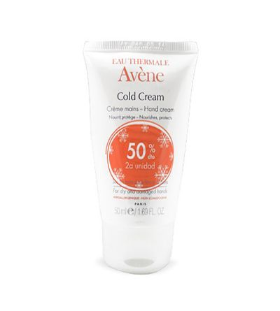 AVENE PACK DUO CREMA MANOS COLD CREAM