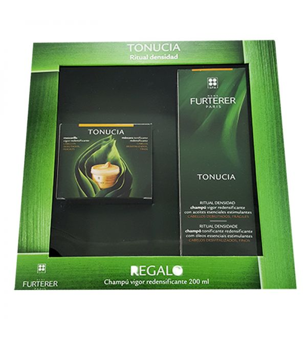 RENE TONUCIA CHAMPU 200 ML + MASCARILLA 200 ML